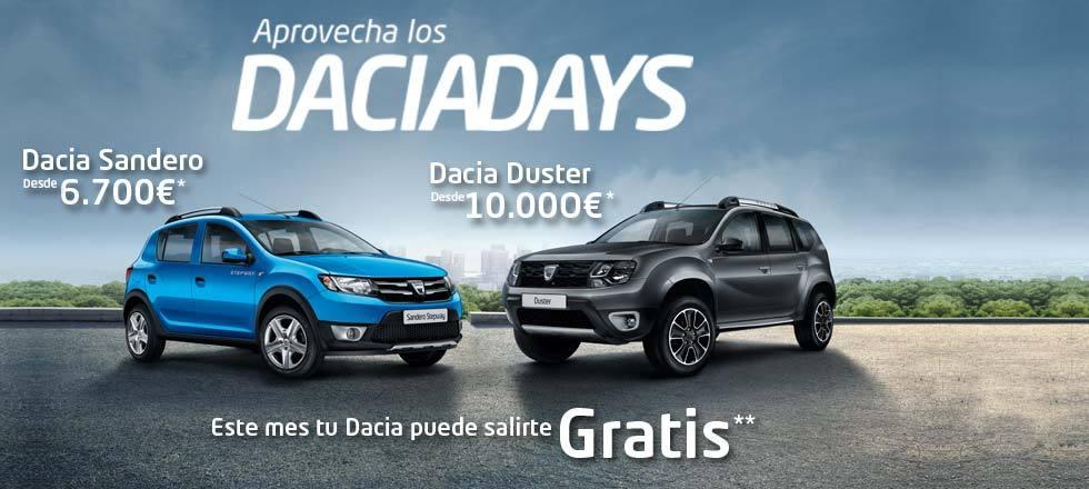 Dacia DAYS
