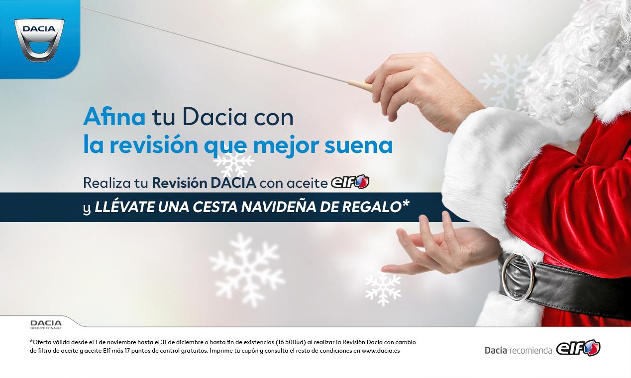 Dacia Revisión