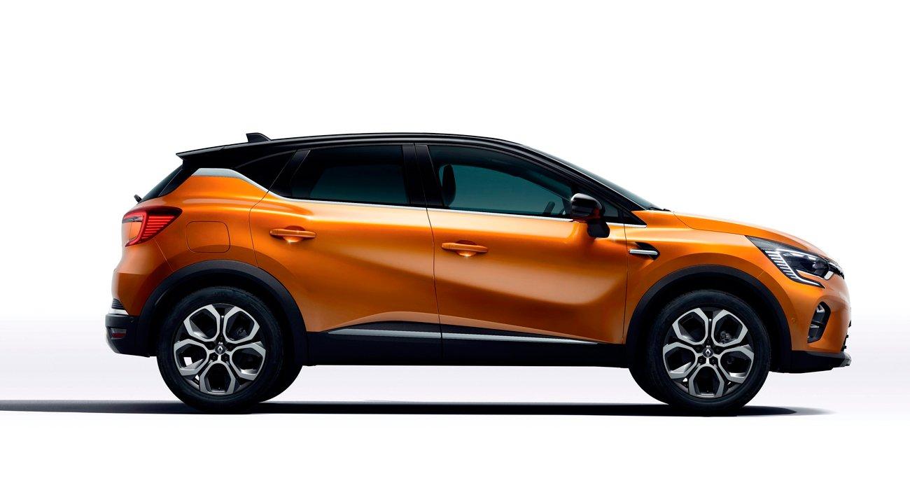 Modelo Nuevo Renault Captur E-Tech Híbrido Enchufable