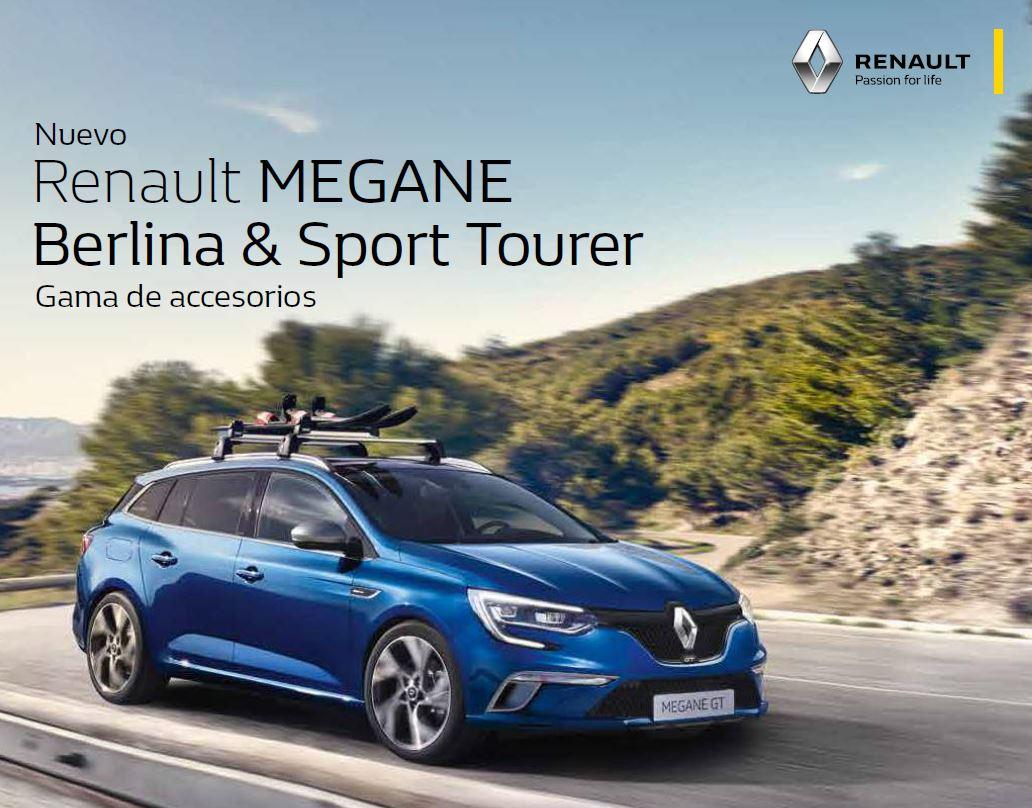 Gama de Accesorios Renault MEGANE