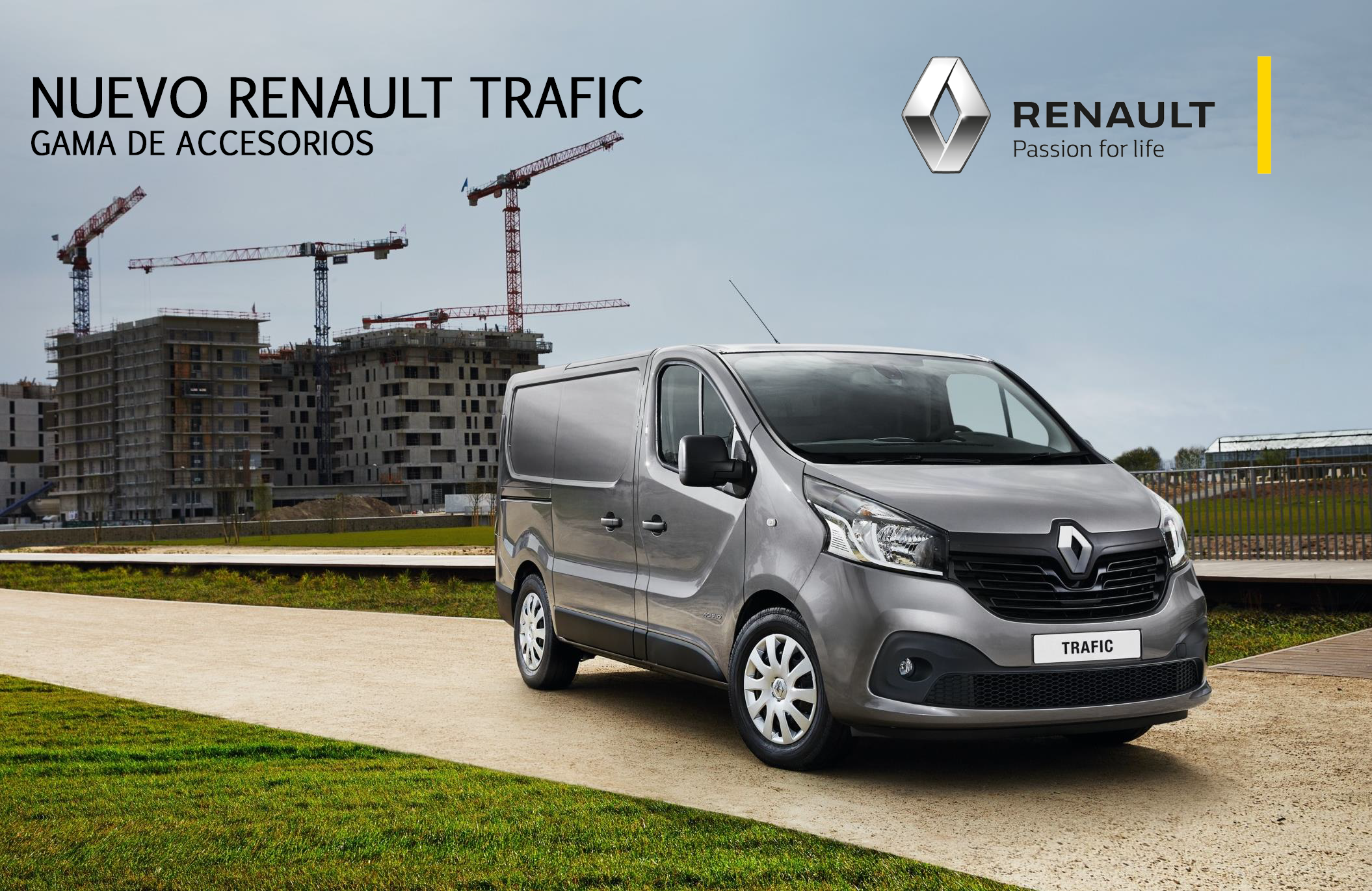 Gama de Accesorios Renault Trafic