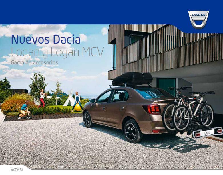 Gama de Accesorios Dacia Logan y Logan MCV