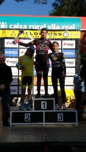 Ciclistas Lucia Marti