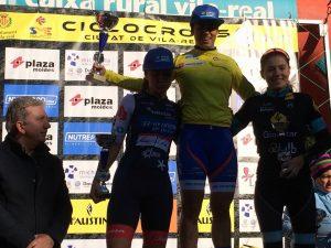ciclistas Patricia Solera Villarreal