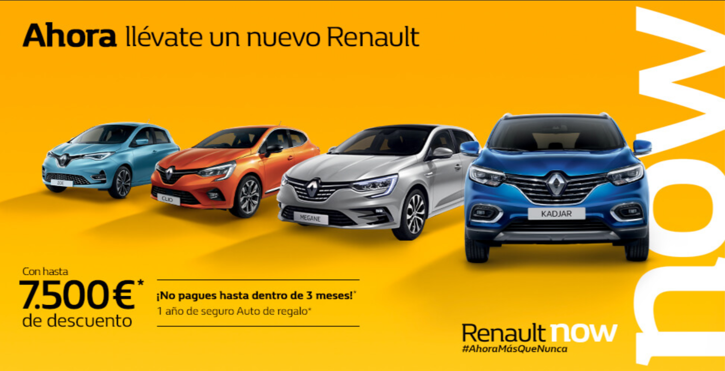 RENAULT NOW