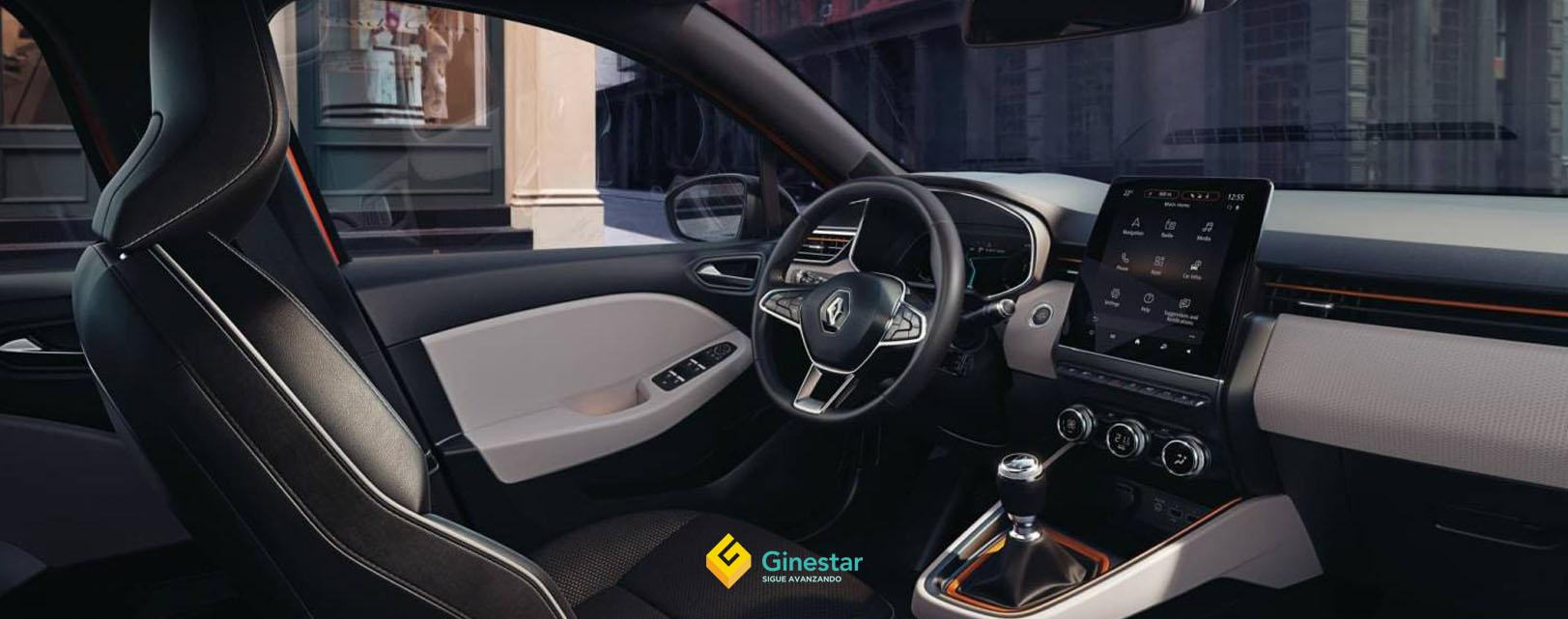 NUEVO RENAULT CLIO GINESTAR
