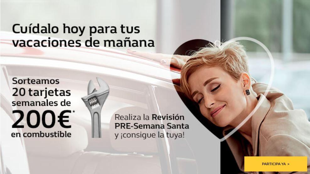 Revisión PRE-Semana Santa – PV RENAULT