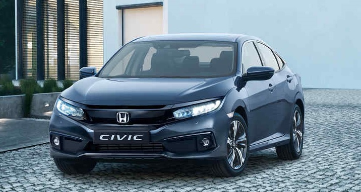 Honda Civic Sedan Elegance