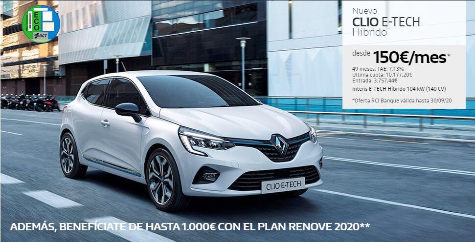 NUEVO CLIO E-TECH HÍBRIDO