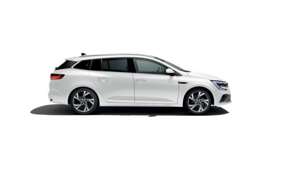 Modelo Nuevo Renault Megane Sport Tourer E-Tech Híbrido