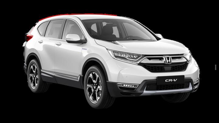 Modelo Honda CR-V Hybrid