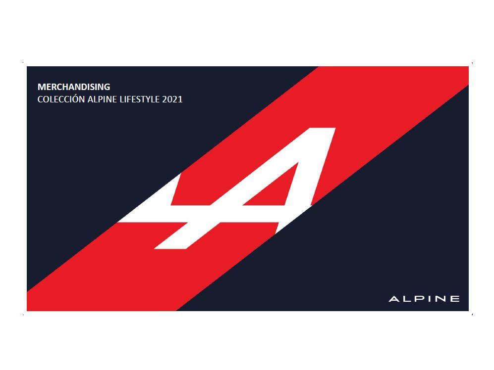 Gama de Accesorios Catálogo F1